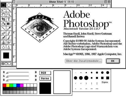 Photshop 1.0.7.